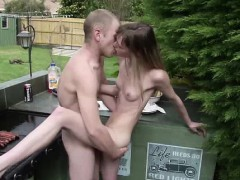 slim-aussie-blonde-girlfriend-fucked-outdoors