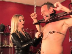 british-domme-clamping-her-bound-subject