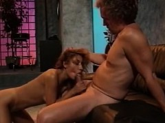 leena, asia carrera, tom byron in vintage sex scene Vintage porn
