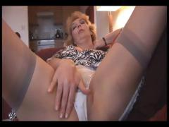 attractive-mature-milf-in-stockings-strips-and-shows-off