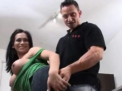 sexy-brunette-tranny-gives-him-a-surprise