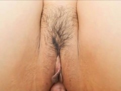 Fingering Her 40 Year-old Pussy – Up-close