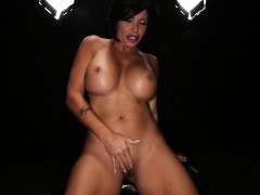 gangbang creampie horny milf gets her desire filled Hot