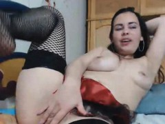 sloppy-anal-with-lollipop-and-big-cucumber