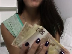 Teenslovemoney – Spanish Waitress Fucked For Money