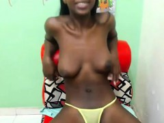 good-looking-ebony-fingering-under-the-panties