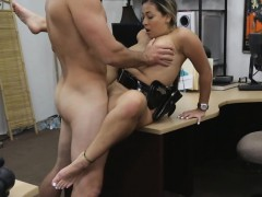 brunette-security-guard-with-big-tits-in-pawn-shop-office
