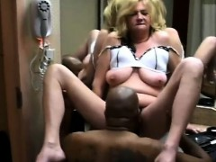 Amateur Hot Wife Fucks Black Stud While Husband Films