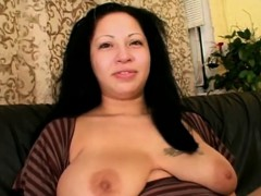 Latina Whore Ashlin Gets Her Throat Plowed
