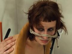 stunning bdsm toilet girl banged anally hard – سكس روسي وقافي نيك الطيز خلفي بنت بيضة اوي