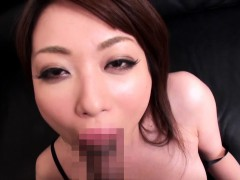 nippon-milf-in-lingerie-drooling-on-cock