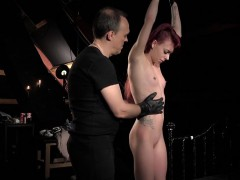 girl-being-sexual-object-for-longing-master