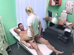 nurse bangs craftsman in hospital – سكس اجنبي الممرضة والمريض نيك ساخن