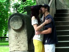 steamy-make-out-in-the-park