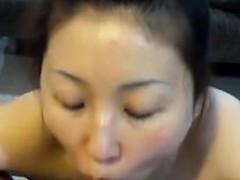 Amateur Nice Oriental Gf Cim
