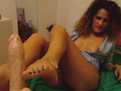 creamy foot fetish webcam chat show
