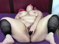 German Bbw Jill Bates Till Orgasm