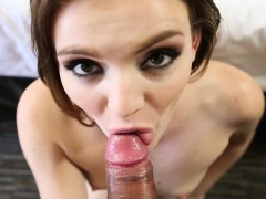 Lovely Porn First Timer Girl Stacey Leann Gets Fucked Hard