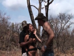 babe-punished-at-the-safari-trip