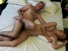young bitch sucking old guy and old british alice is horny, b