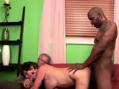 Black Babe Loving Sex.