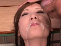 Kinky Nozomi Nishiyama Loves Playing Nasty In Group