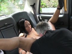 Naked Woman In London Taxi Gets Pounded By Fraud Driver