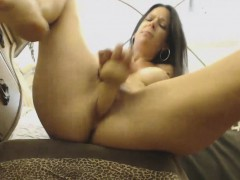 sloppy creamy milf pounds muffin butt and squirts