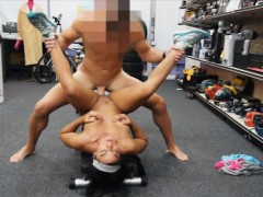 ebony-gym-trainer-drilled-by-pawn-dude-at-the-pawnshop