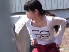 asian-watched-pee-public