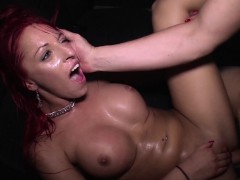 Bums Bus – Naughty German Redhead In Wild Bus Fuck