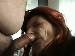 Redhead Mature In Stilettos Gets B Sherita From 1fuckdatecom