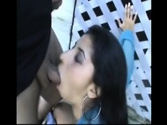 Indian That Is Attractive Girl Stroking Fat Cock Of Her Fan