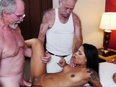 slut nikki kay gets gangbanged by old men – Free Porn Video