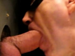 Large Thick Fat Dick In The Gloryhole