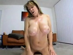 Giant tit mature anal Sharolyn from 1fuckdatecom