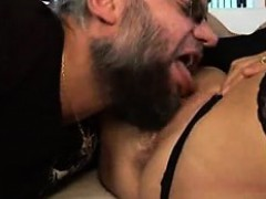 Great Fruity Couple Nice Granny Abbie From 1fuckdatecom