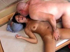 old-young-lesbian-slave-scarlet-is-to-late-with-paying-the-r