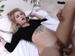 arya-faye-is-tied-up-on-the-bedroom-bed-and-fucked-hard