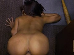 Gorgeous Big Titty Slut Mia Martinez Facial In Pawn Shop