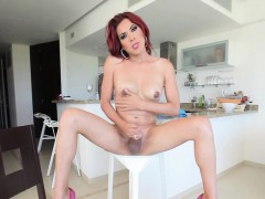 tranny-doing-it-solo-in-the-kitchen