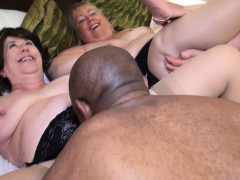 sexy grannies orgy