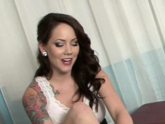 tatttooed-stepsister-pov-handjob