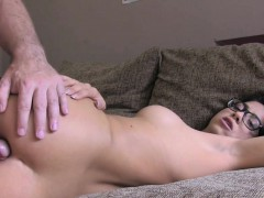 English Beauty Anal Fucked In Casting Online