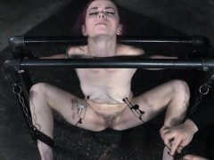 restrained-slave-tits-and-nipples-punished