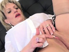 cheating british milf lady sonia flashes her enormous puppie