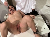 Dominated chick tied and tormented