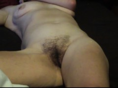 Resting Step-mom Hairy Vagina Uncovered 3