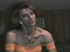crack whore granny banged and taking cumshot point of view