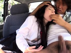 Innocent Asian Schoolgirl Cumsprayed In Mouth